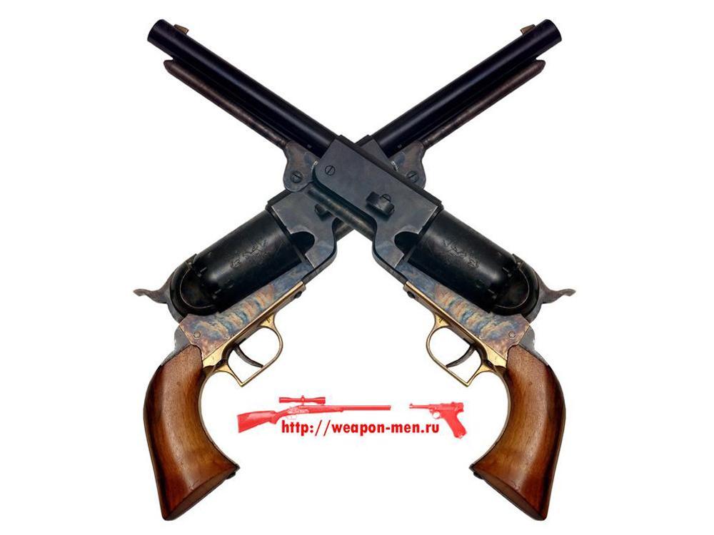 Боевые револьверы