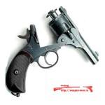 Револьверы системы Webley