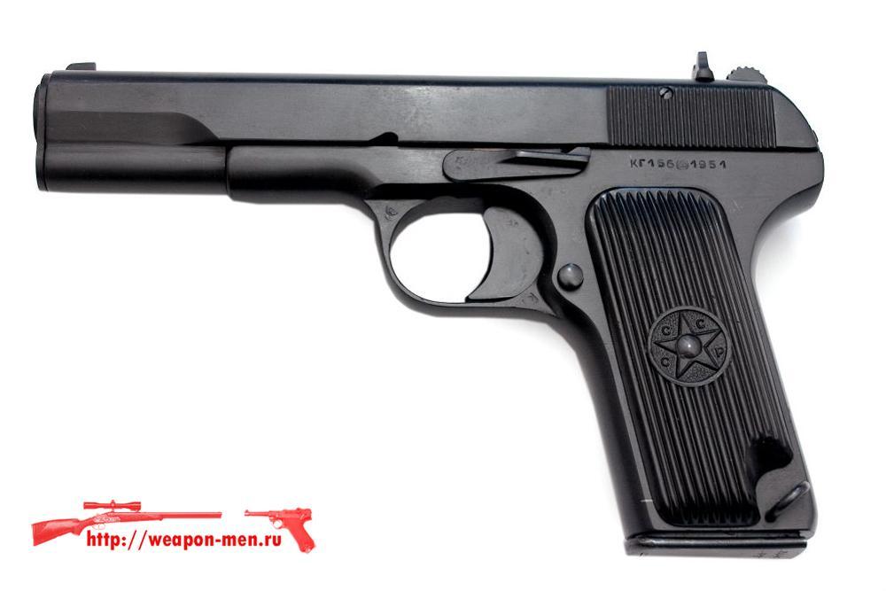 Травматический пистолет Лидер-М (ТТ)