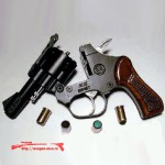 Травматический револьвер Леди-Корнет