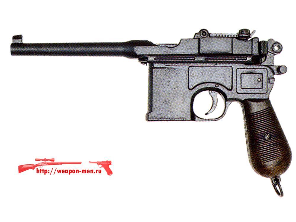 Маузер С-96