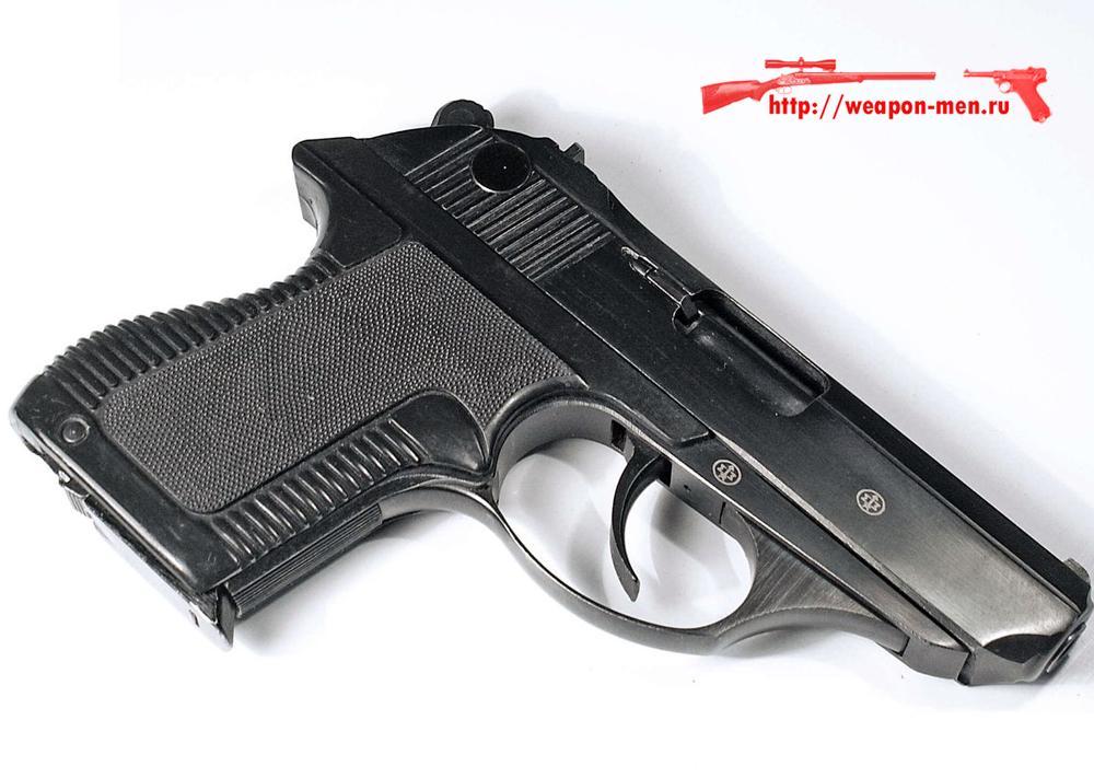 Газовый пистолет ИЖ-78