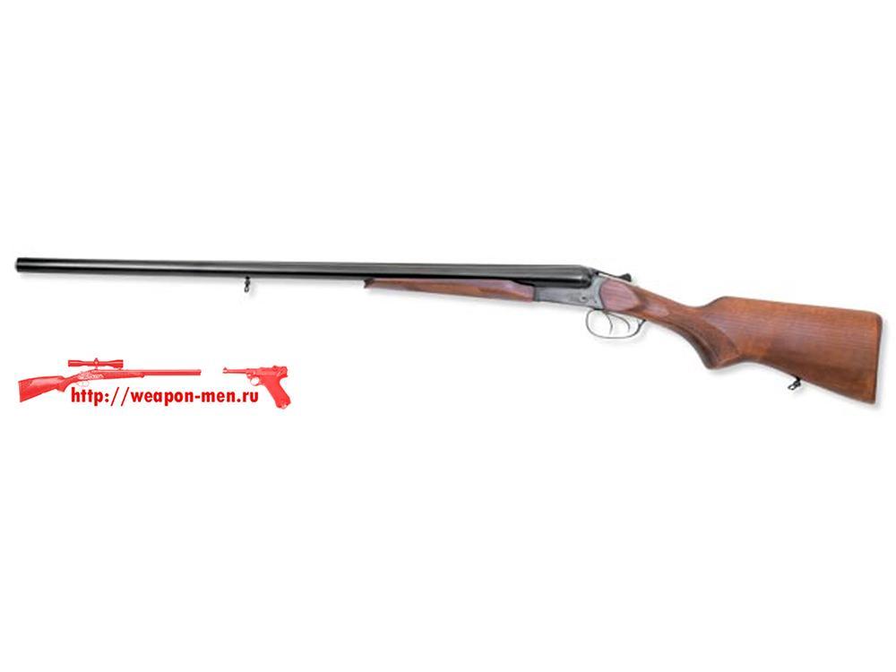 Двуствольное охотничье оружие ружьё ИЖ-43