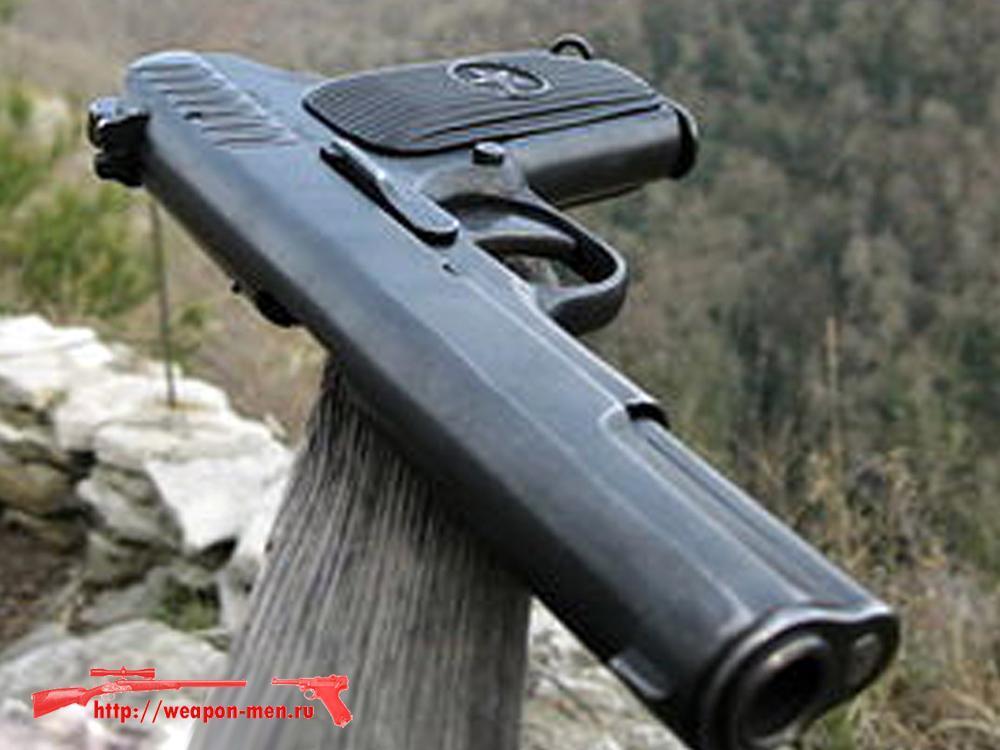 Пистолет ТТ - Тульский Токорев