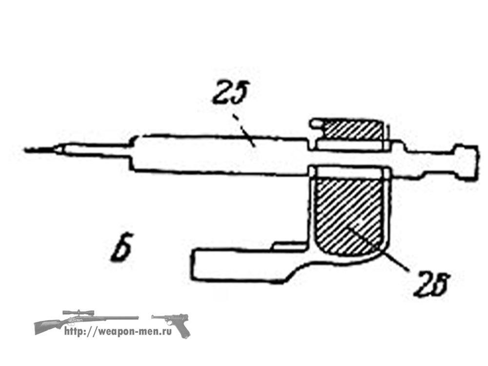 Вальтер Р38 (Схема работы