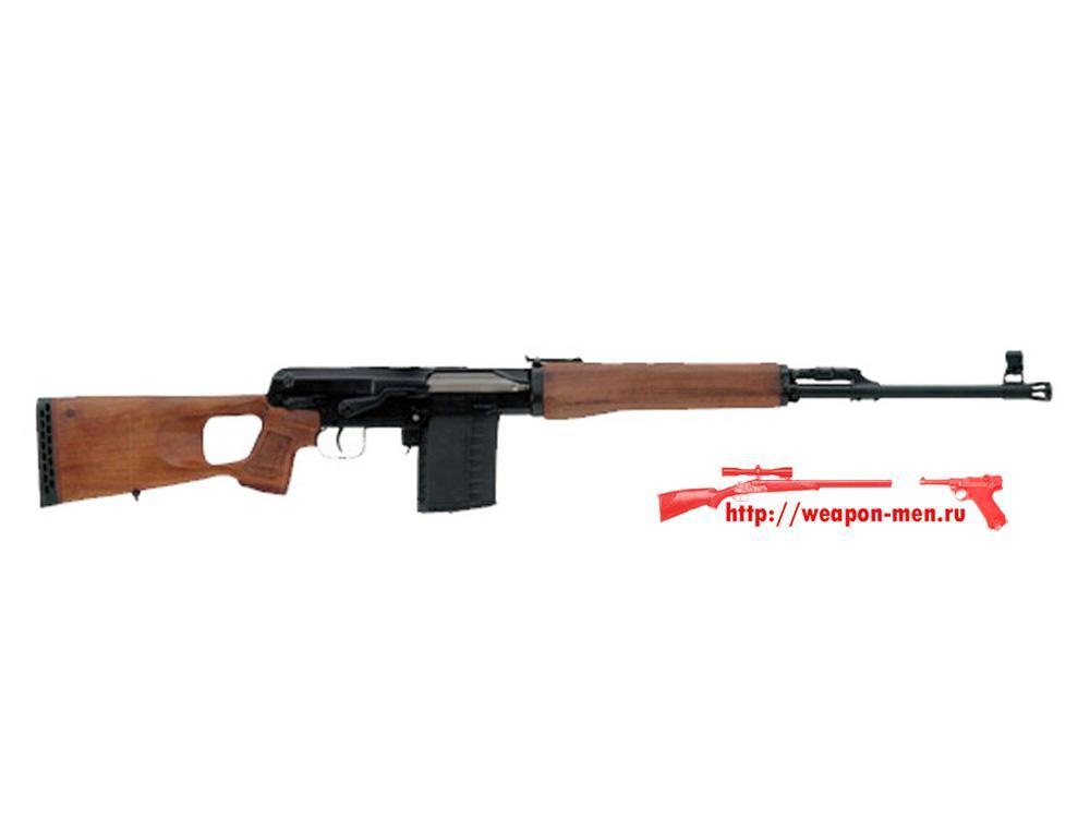 Карабин Тигр-308