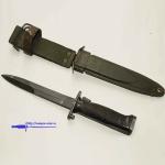 Штык М5 образца 1953 года к самозарядной винтовке системы Гаранда М1