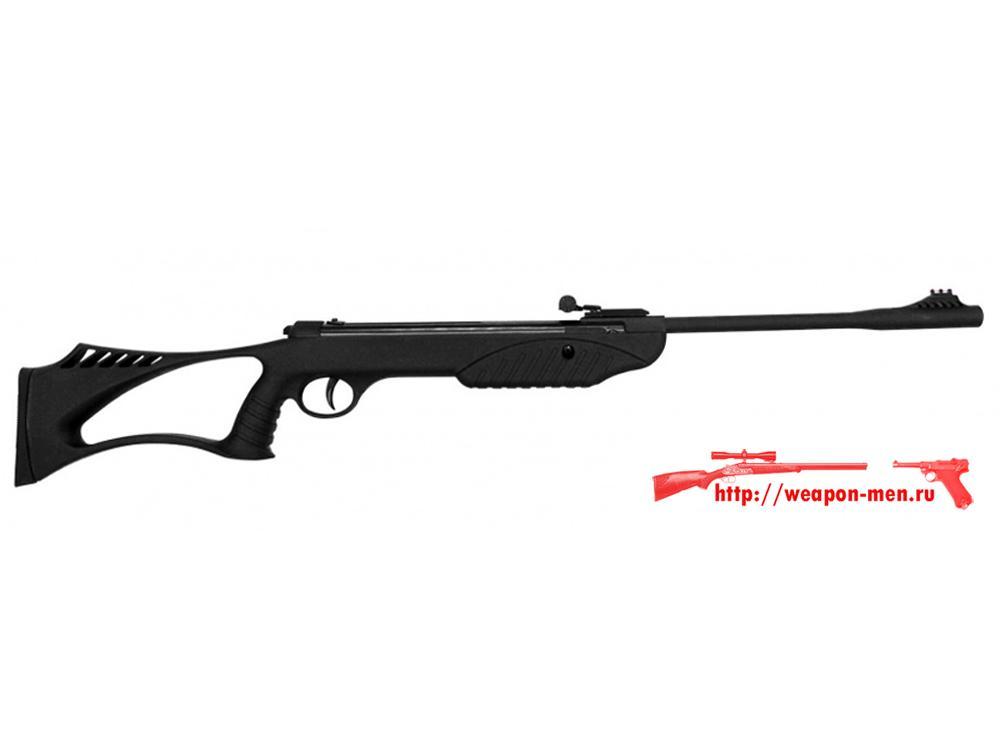 Пневматические пружинно-поршневые винтовки