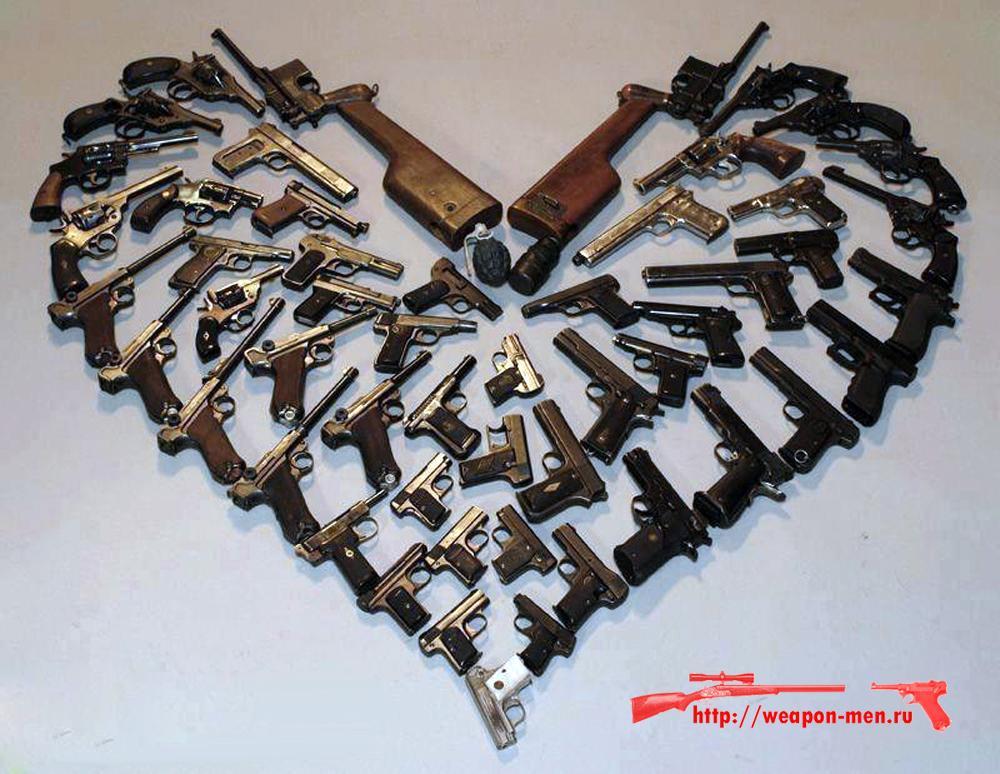 Боевое огнестрельное оружие
