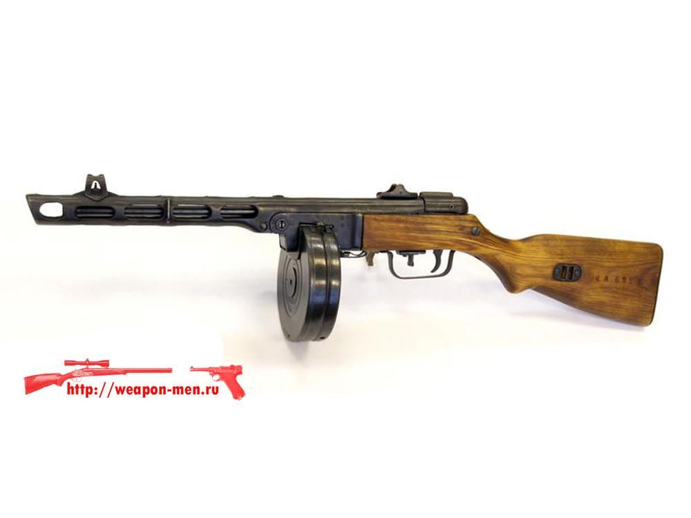 Пневматическая винтовка МР-562К ППШ 41