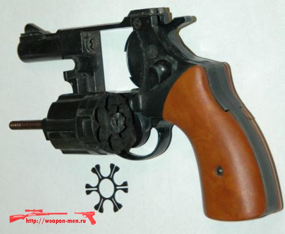 Травматический револьвер Айсберг ГР-2071