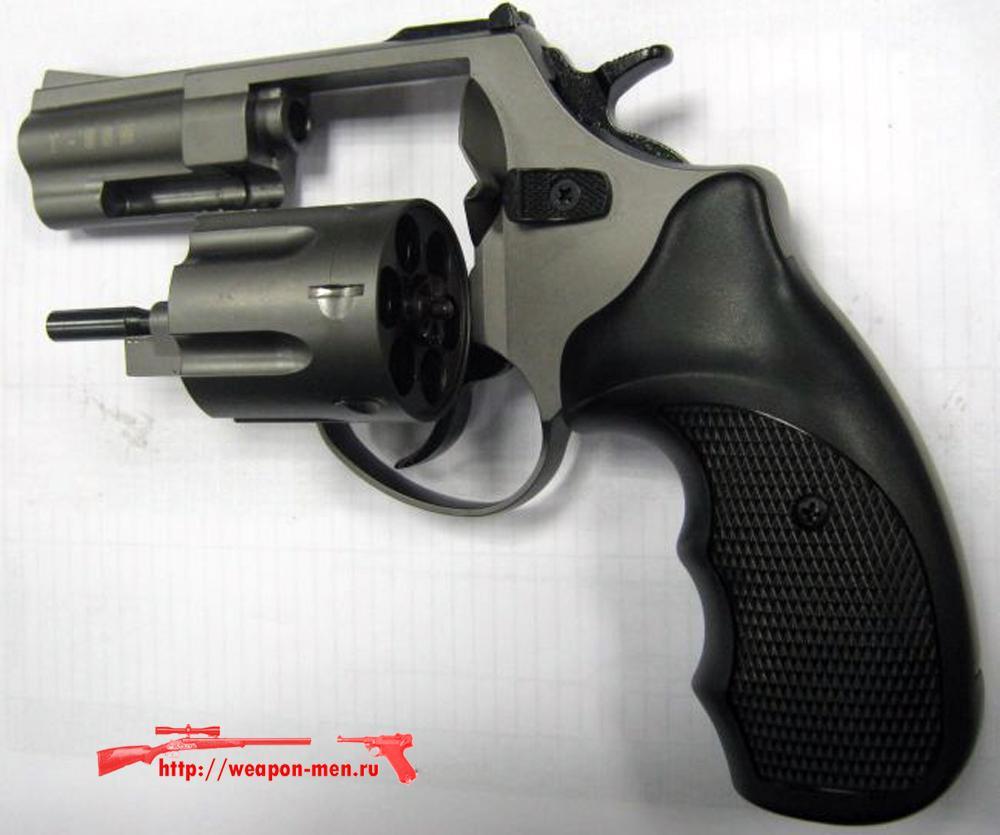 Травматический револьвер T-96M