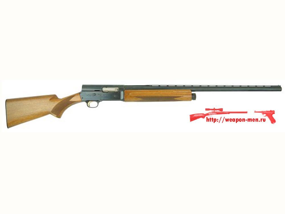 Гладкоствольное самозарядное ружье Браунинг Ауто-5  Browning Auto-5 бельгийского выпуска, облегченная модель 12 калибра выпуска 1970х годов