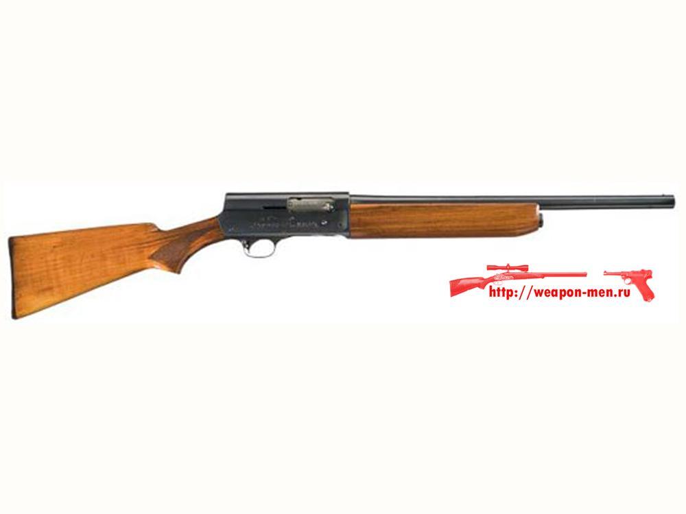 гладкоствольное самозарядное ружье Remington model 11 Riot - вариант для полиции и служб охраны и безопасности