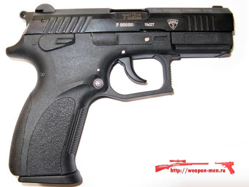 Травматический пистолет Grand Power T10