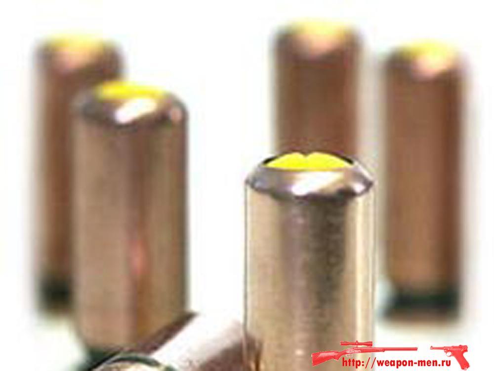 Газовые патроны калибра 7,62 мм