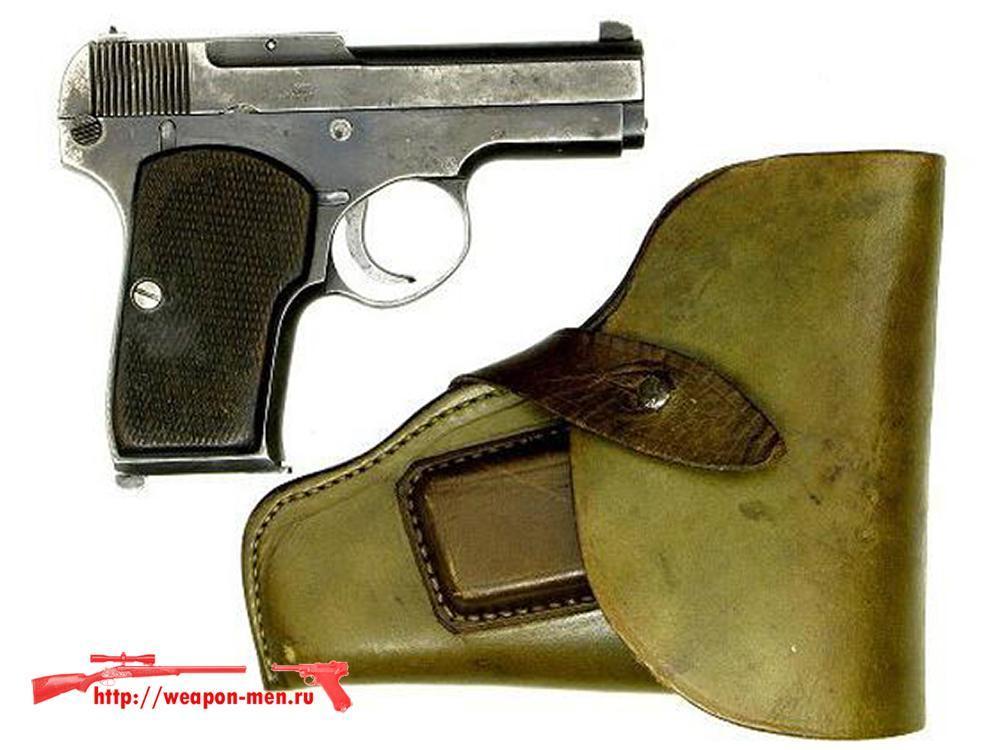 Пистолет Коровина ТК (Россия  СССР)