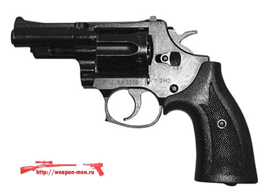 Револьвер РСА Кобальт ОЦ-01 (Россия)