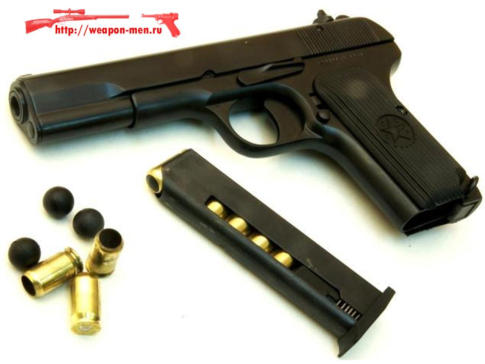 Травматический пистолет МР-82 (ТТ)