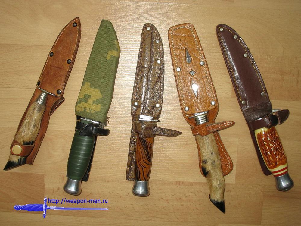 Нож для спортивного туризма