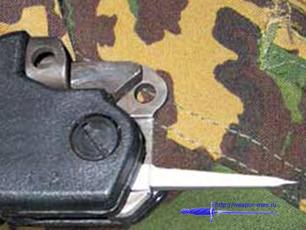 Нож Выживания НВ1-01 Басурманин