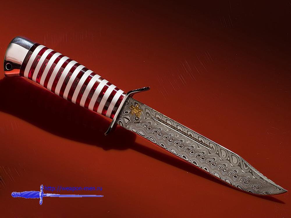 """Нож боевой """"РАЗВЕДБАТ"""" Спецназ ВВ"""