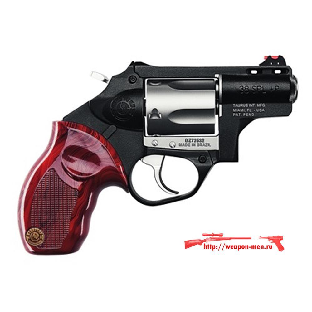 Травматический револьвер Taurus Protector