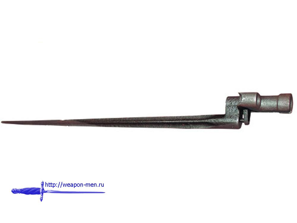 Штык к винтовке С.И. Мосина