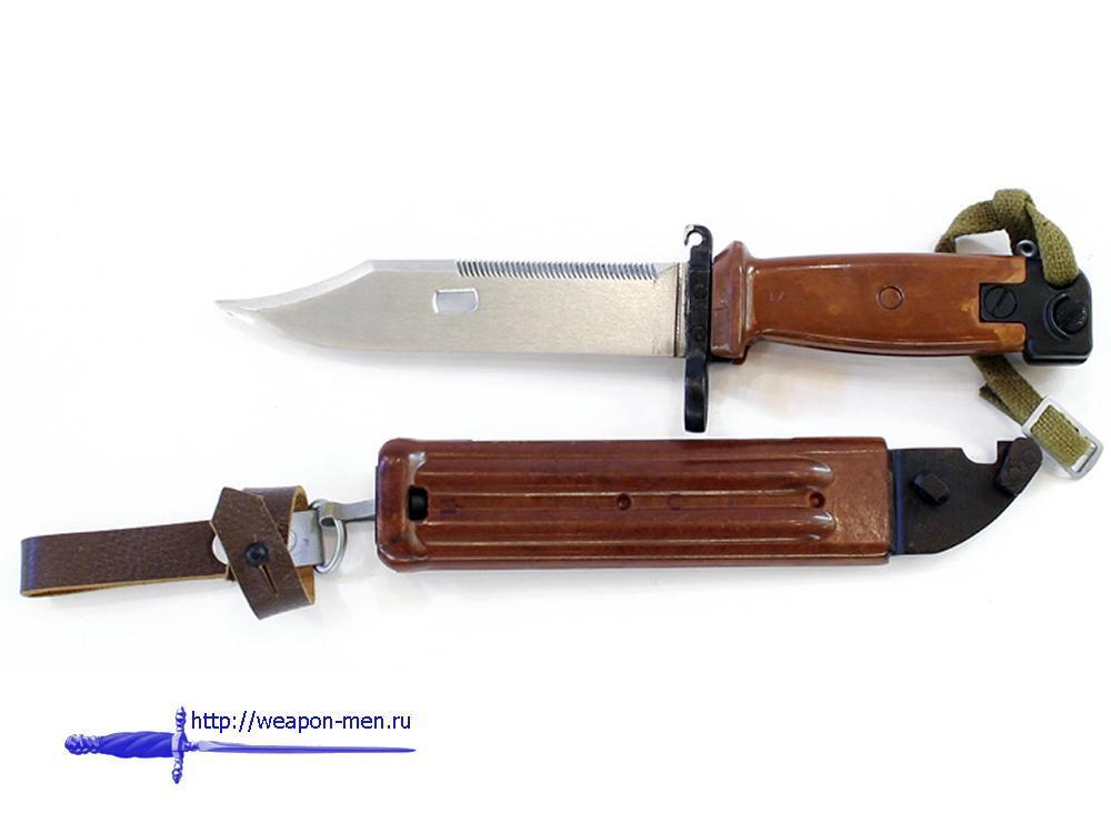Штык-нож к АКМ и АК74 образца 1978 года