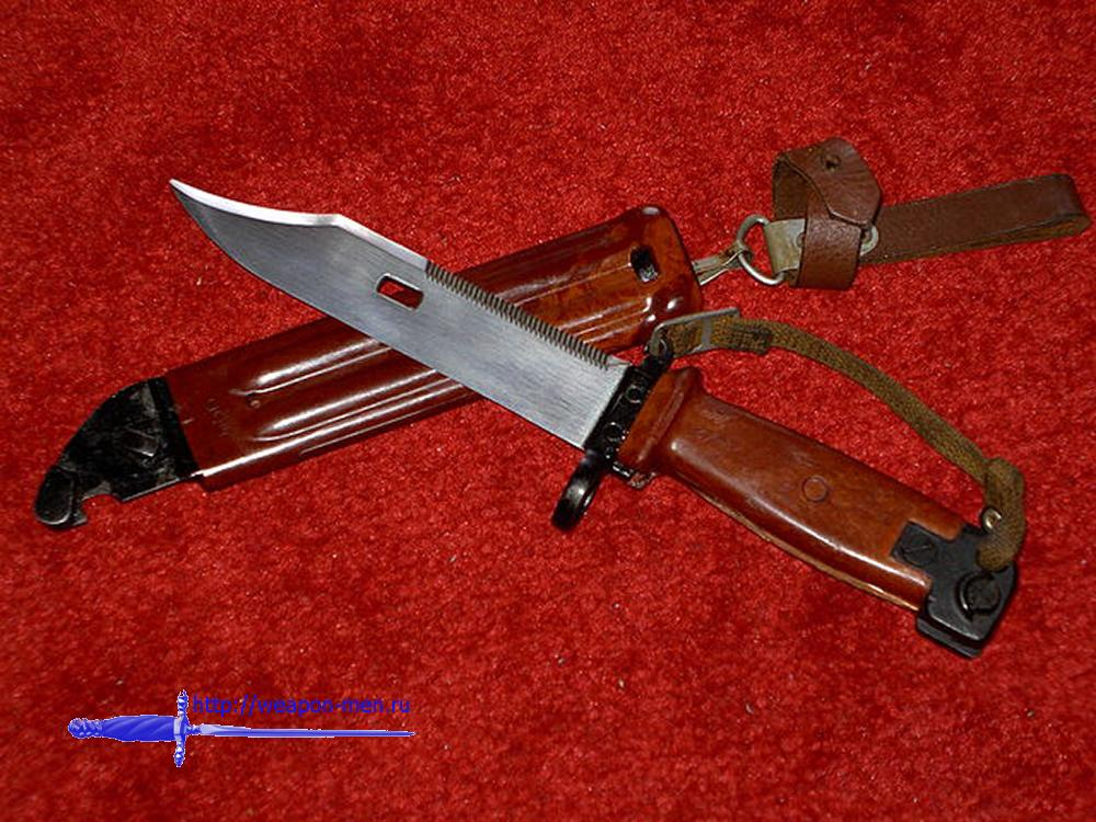 Штык-нож к АКМ