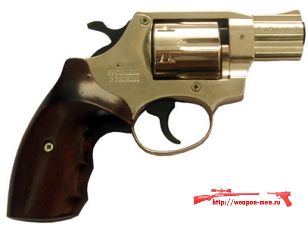 Травматический револьвер Safari 820G