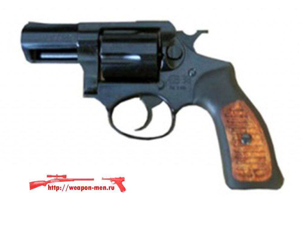 Травматический револьвер Шмайсер АЕ-38