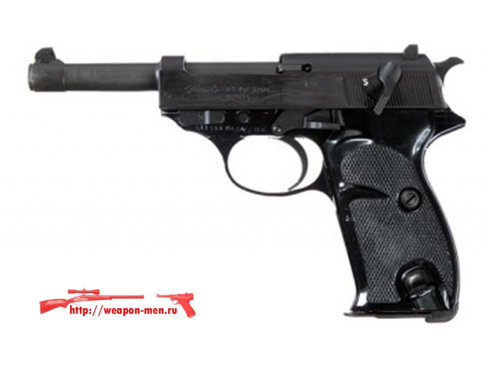 Травматический пистолет Эрма-38Р