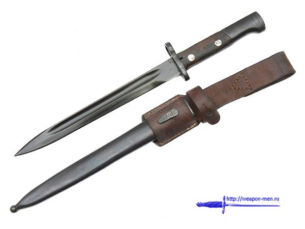 Штык образца 1948 года к винтовке системы Маузера образца 1948 года